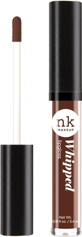 Nicka K NY Whipped Lip Gloss блеск для губ, 5,4 г, оттенок SEPIA nicka k ny color lip shine блеск для губ 10 мл оттенок ll03
