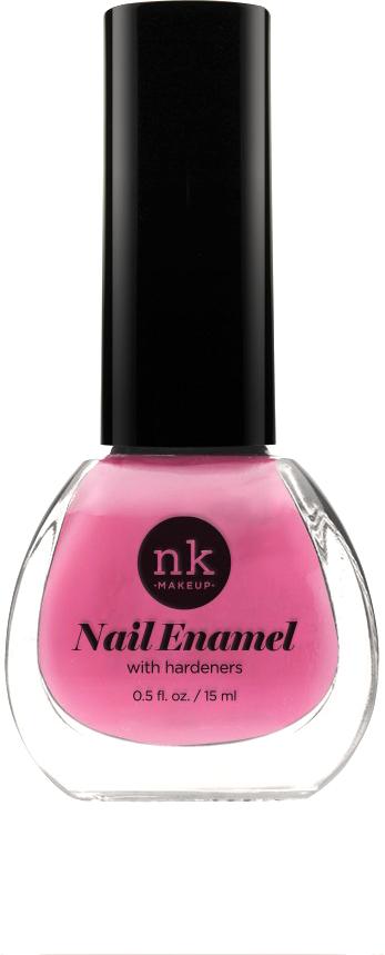 Nicka K NY Nail Enamel лак для ногтей, 13,3 мл, оттенок PASTEL PINK revlon nail enamel лак для ногтей raven red