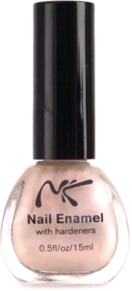 Nicka K NY Nail Enamel лак для ногтей, 13,3 мл, оттенок PRETTY PINK nicka k ny ny nail color лак для ногтей 15 мл оттенок dove