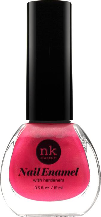 Nicka K NY Nail Enamel лак для ногтей, 13,3 мл, оттенок COTTON CANDY revlon nail enamel лак для ногтей raven red