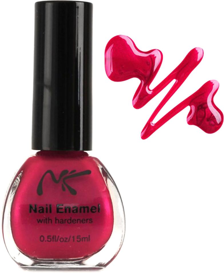 Nicka K NY Nail Enamel лак для ногтей, 13,3 мл, оттенок DEEP ORCHID revlon nail enamel лак для ногтей raven red
