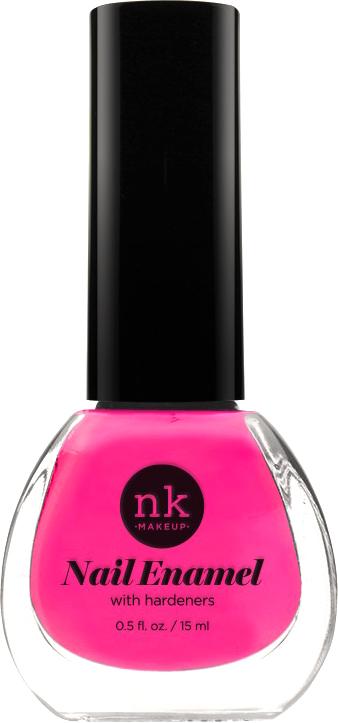 Nicka K NY Nail Enamel лак для ногтей, 13,3 мл, оттенок CERISE revlon nail enamel лак для ногтей raven red