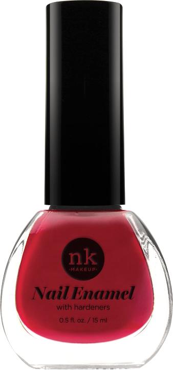 Nicka K NY Nail Enamel лак для ногтей, 13,3 мл, оттенок RED CARPET