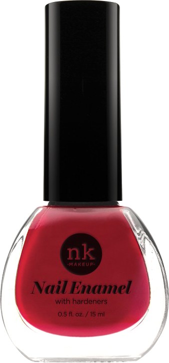 Nicka K NY Nail Enamel лак для ногтей, 13,3 мл, оттенок RED CARPET revlon nail enamel лак для ногтей raven red