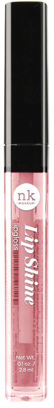 Nicka K NY Color Lip Shine блеск для губ, 2,8 мл, оттенок A56 CINNAMON