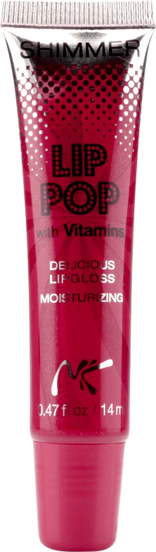 Nicka K NY Color Lip Shine блеск для губ, 14 мл, оттенок GL2-03