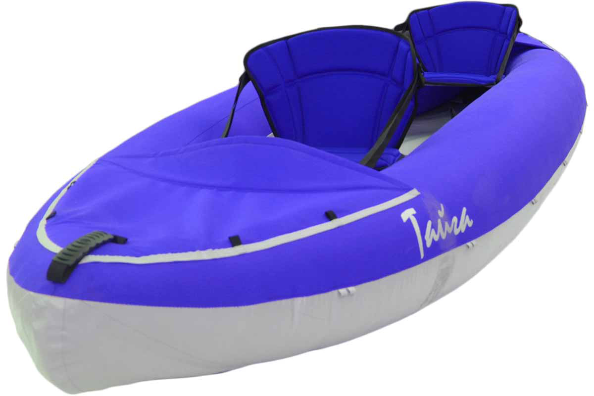 Лодка Вольный ветер Тайга 430, цвет: синий