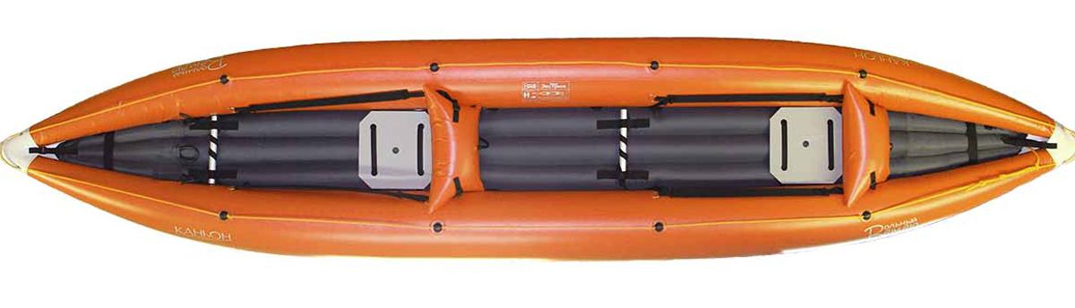 Лодка Вольный ветер Экстрим, цвет: оранжевый