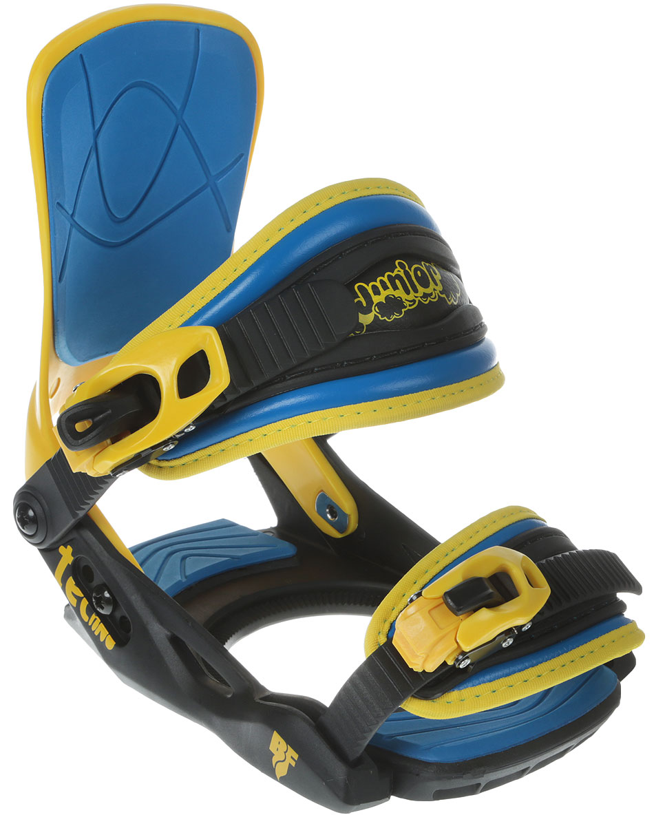 Крепления для сноуборда BF Snowboards Techno. Размер S/M цена