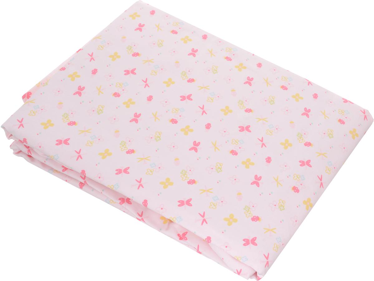 Мир детства Комплект детского постельного белья Стрекозы 3 предмета комплект детского постельного белья акварель цвет розовый 3 предмета