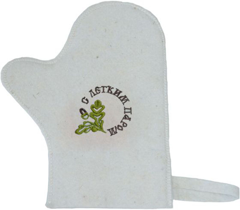 Рукавица для бани и сауны Ecology Sauna С легким паром шапка ушанка для бани и сауны ecology sauna снегом да паром