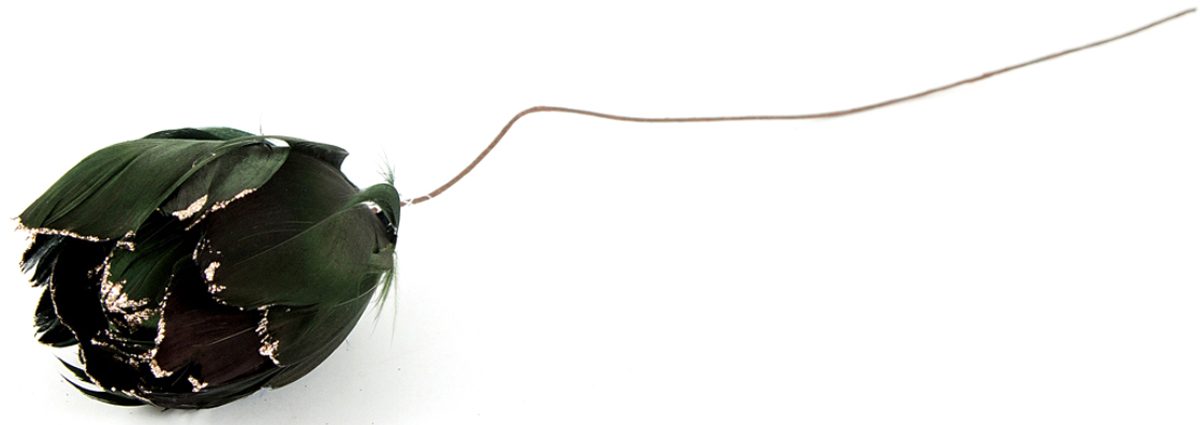 "Украшение декоративное ""Цветок"", 12 х 12 х 38 см. 170684"