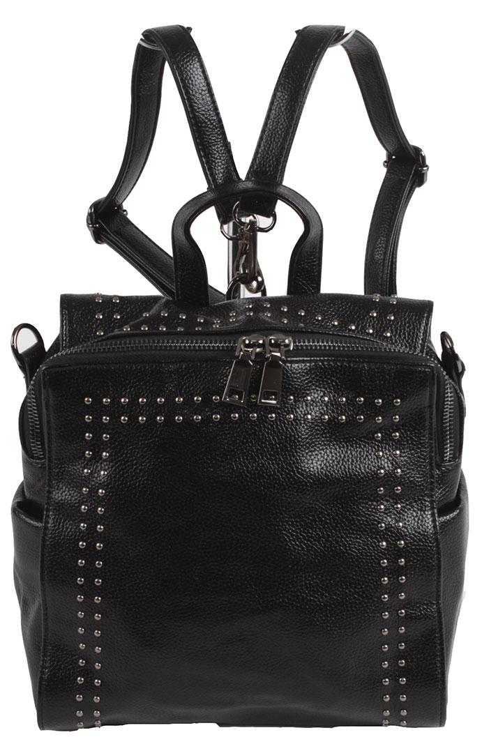 Рюкзак женский Flioraj, цвет: черный. 601-95-1605/101 цена и фото