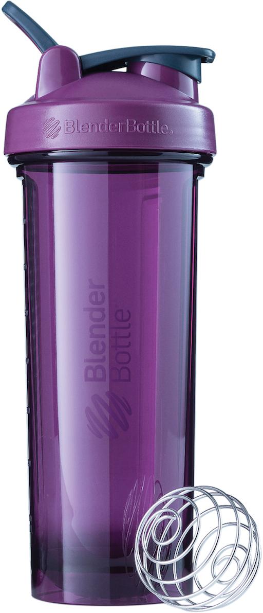"Шейкер спортивный BlenderBottle ""Pro32 Full Color"", цвет: фиолетовый, 946 мл"