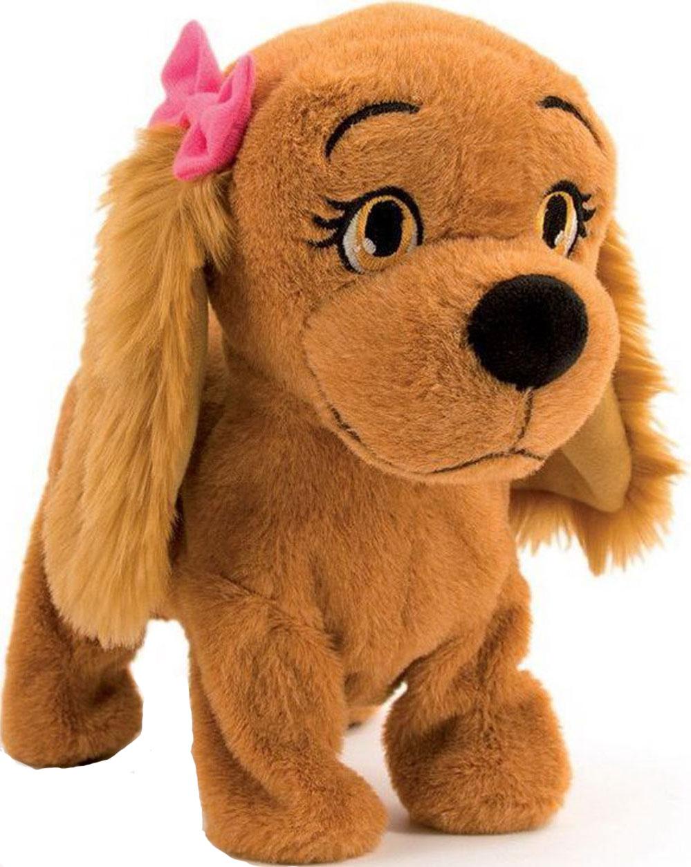 Abtoys Интерактивная игрушка Собака Lucy