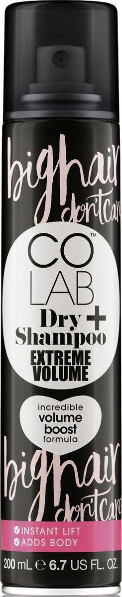 Colab Сухой шампунь Extreme Volume, 200 мл