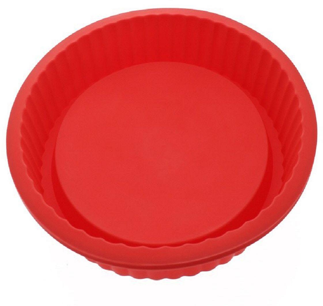 Форма для выпечки Fidget Go Pie, Силикон формочки для кекса fidget go сердце 6 шт