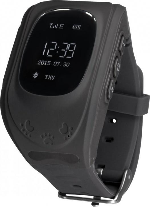 Умные часы Кнопка Жизни K911, черный