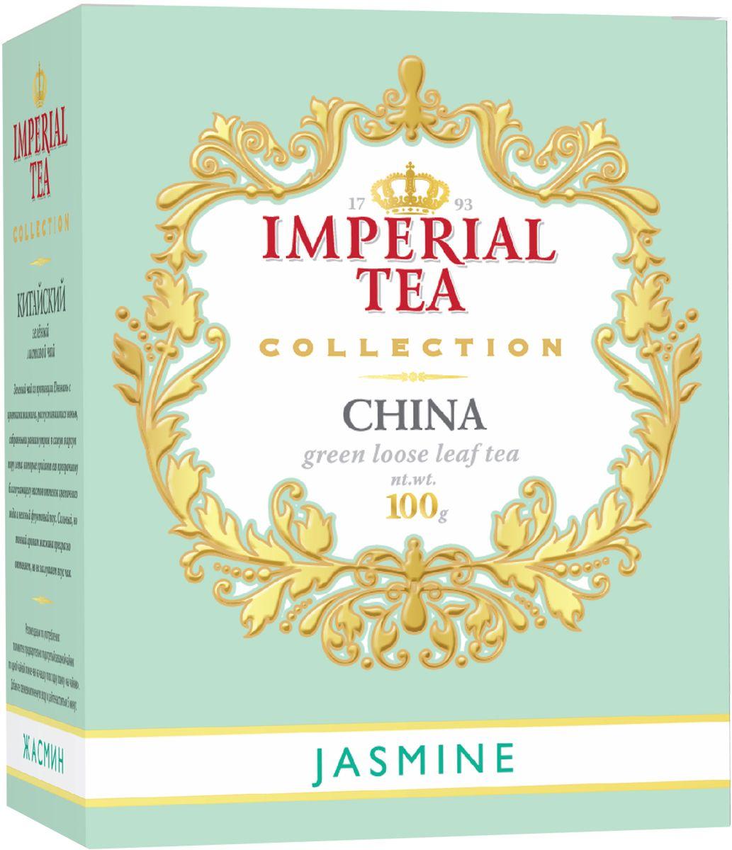 Императорский чай Collection Жасмин, 100 г чай жасмин