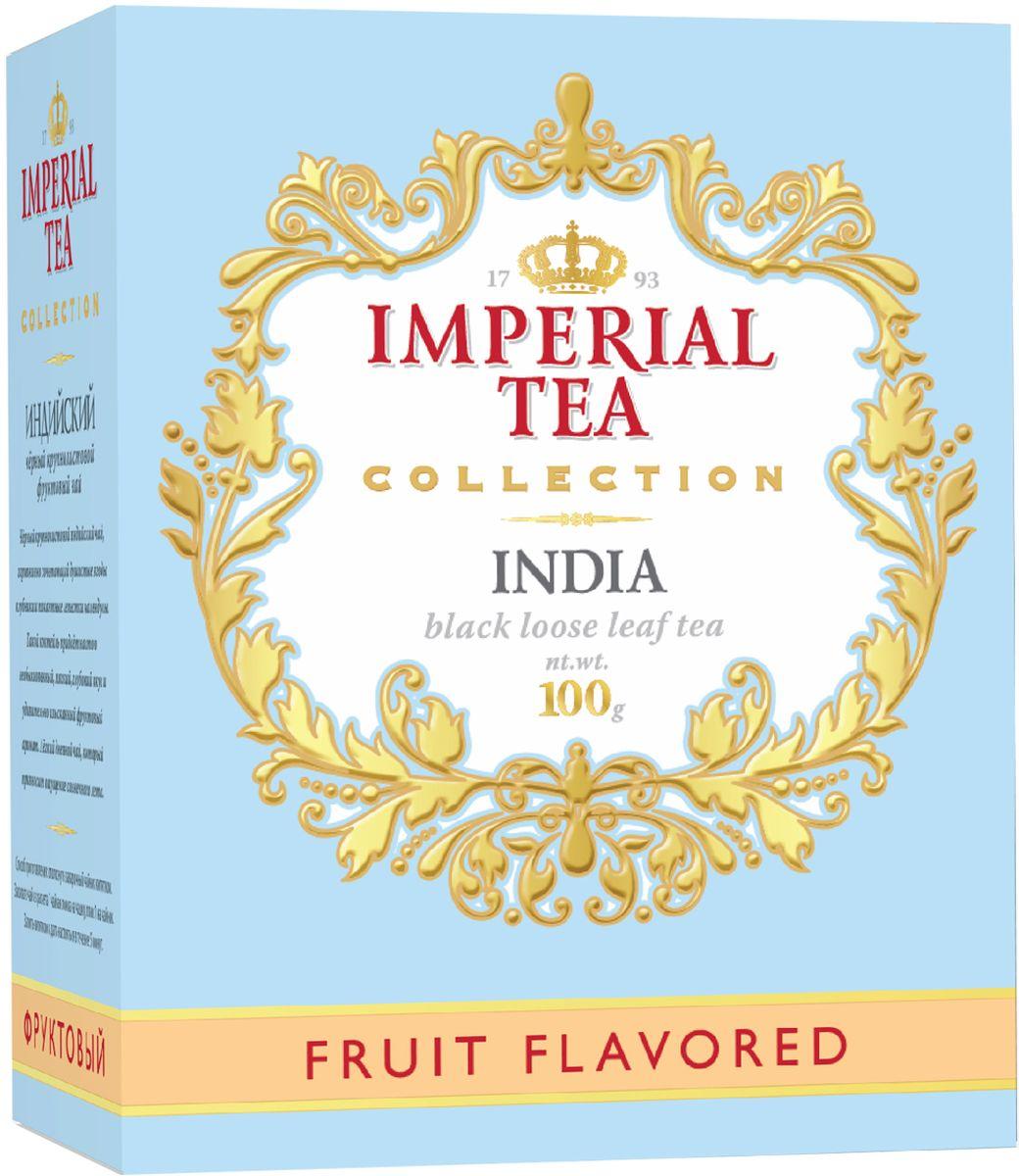 Императорский чай Collection Фруктовый, 100 г императорский чай collection фруктовый 25 шт