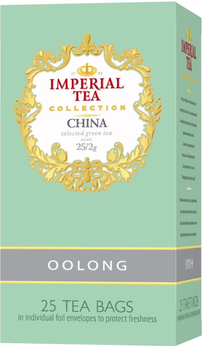 Императорский чай Collection Улун, 25 шт императорский чай collection фруктовый 25 шт