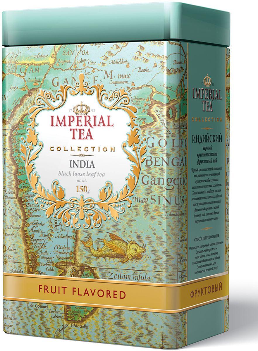 Императорский чай Collection Фруктовый, 150 г императорский чай collection фруктовый 25 шт