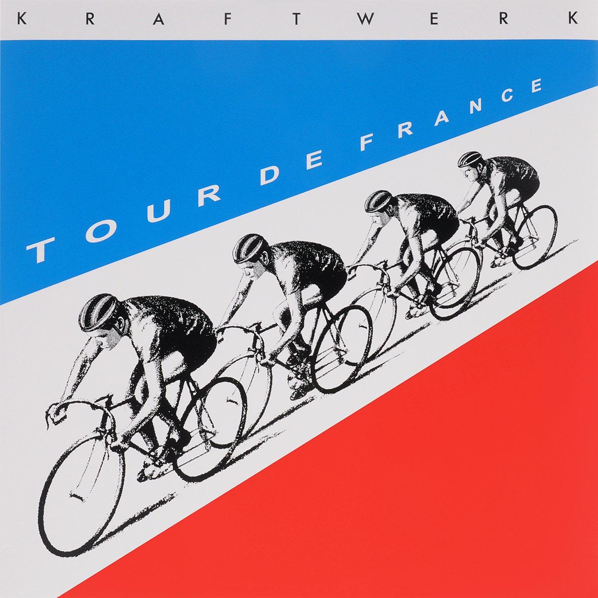 Kraftwerk Kraftwerk. Tour De France (2 CD)