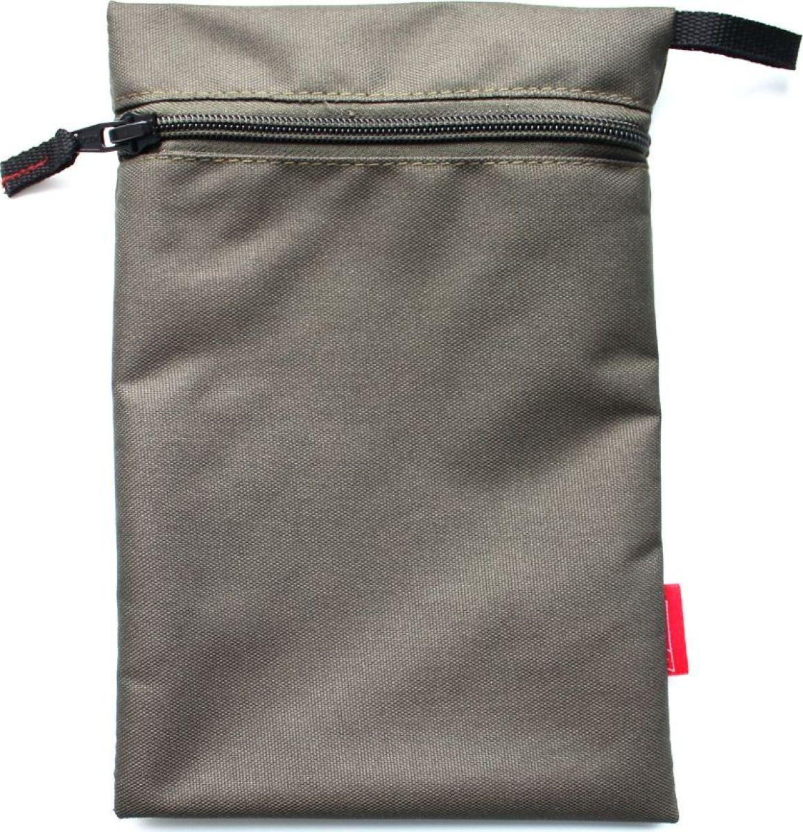 Мешок вещевой Tplus 600, цвет: олива, 18 x 26 см сумка для такелажной оснастки tplus сompact t009399