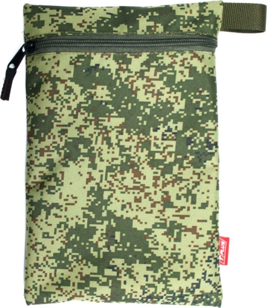 Мешок вещевой Tplus 600, цвет: цифра, 20 x 31 см сумка рыбака tplus 600 цвет цифра 40 x 22 x 24 см