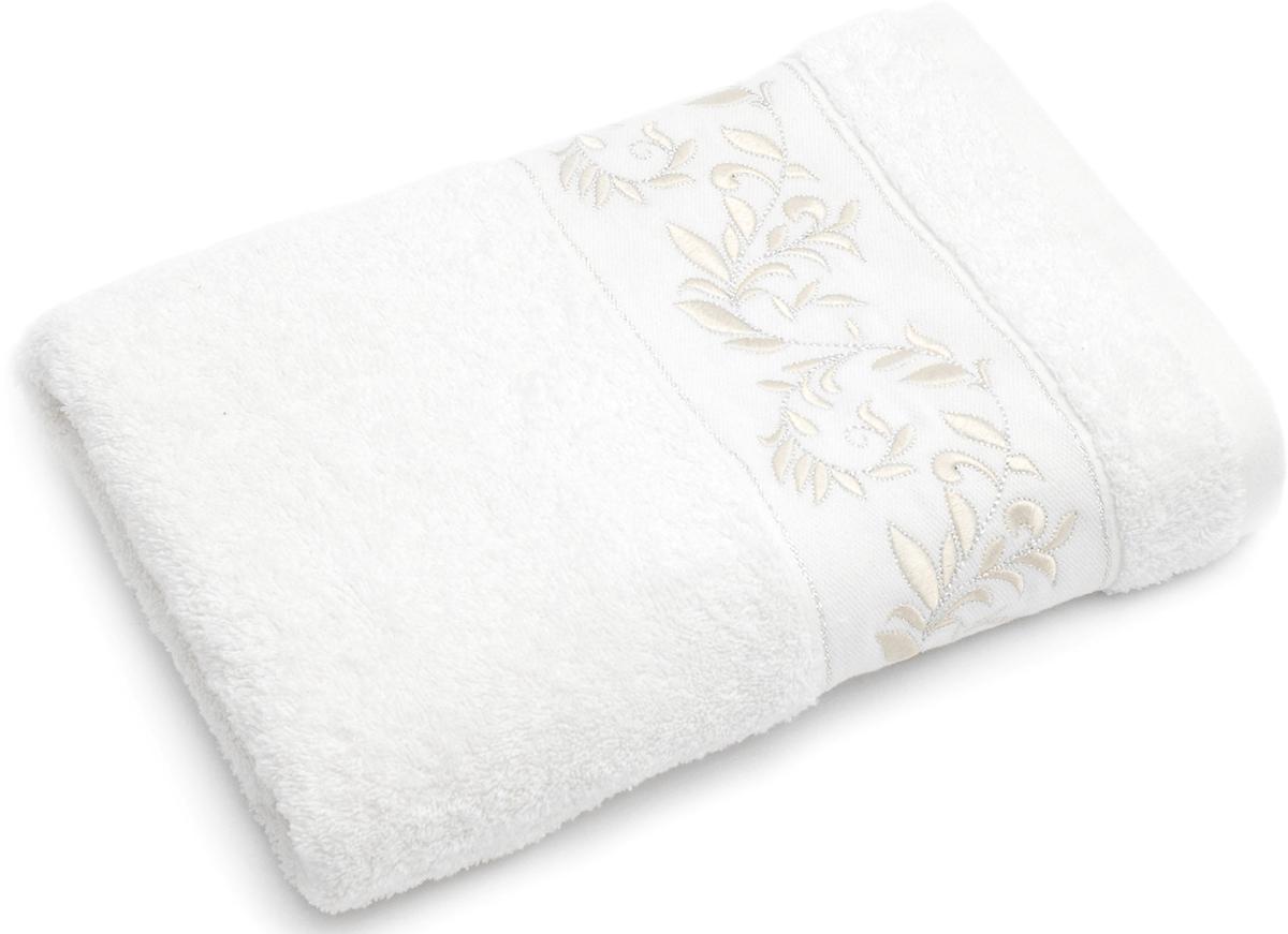 Полотенце для ванной Wess Elegance, цвет: белый, 70 х 140 см футболка wearcraft premium printio футболка