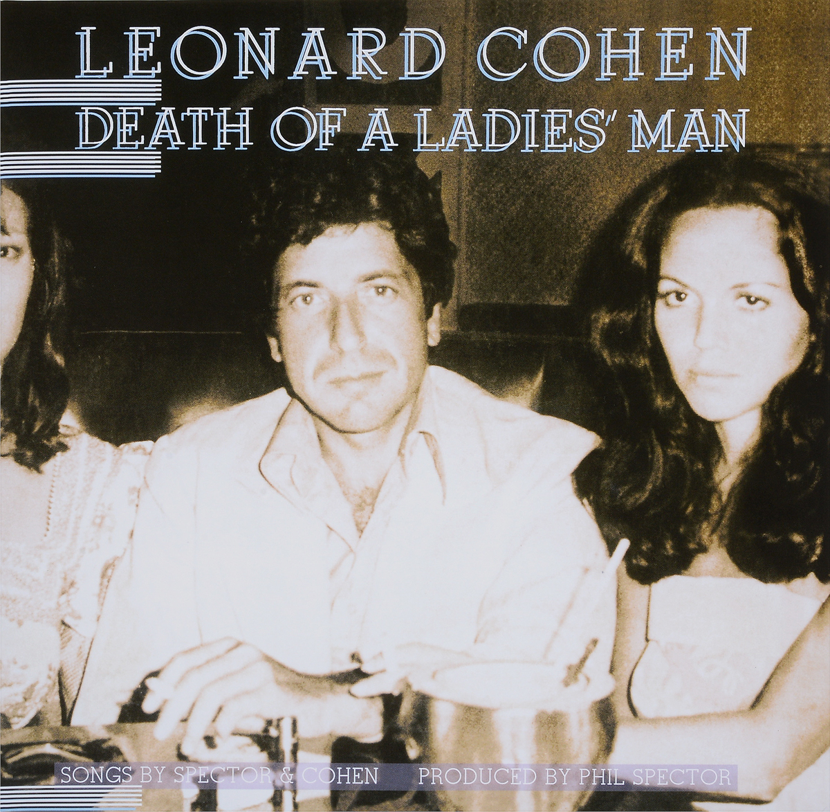 Леонард Коэн Leonard Cohen. Death of a Ladies Man (LP) цена 2017