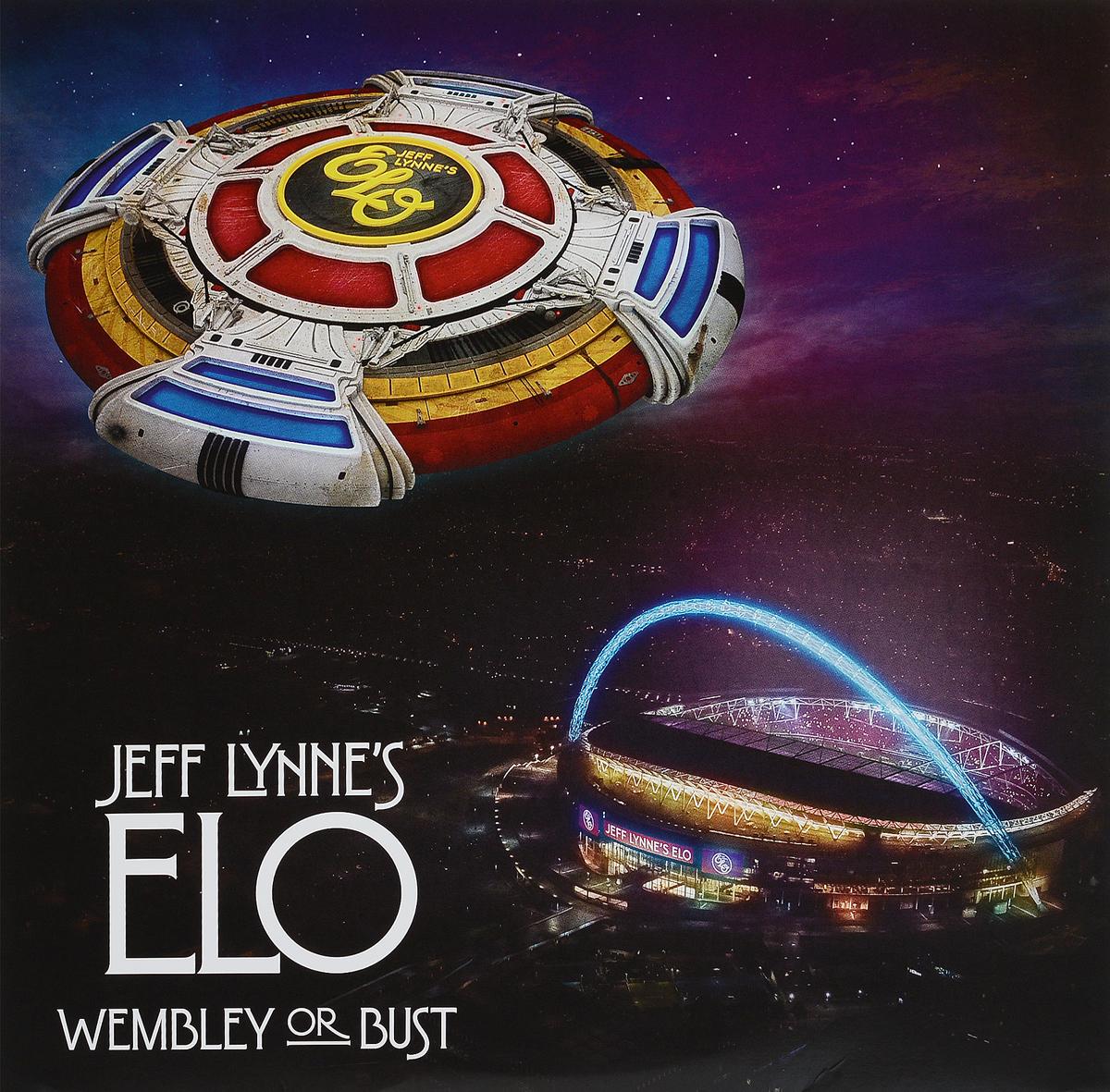 Electric Light Orchestra Jeff Lynne's ELO. Wembley Or Bust (3 LP) arijit singh wembley