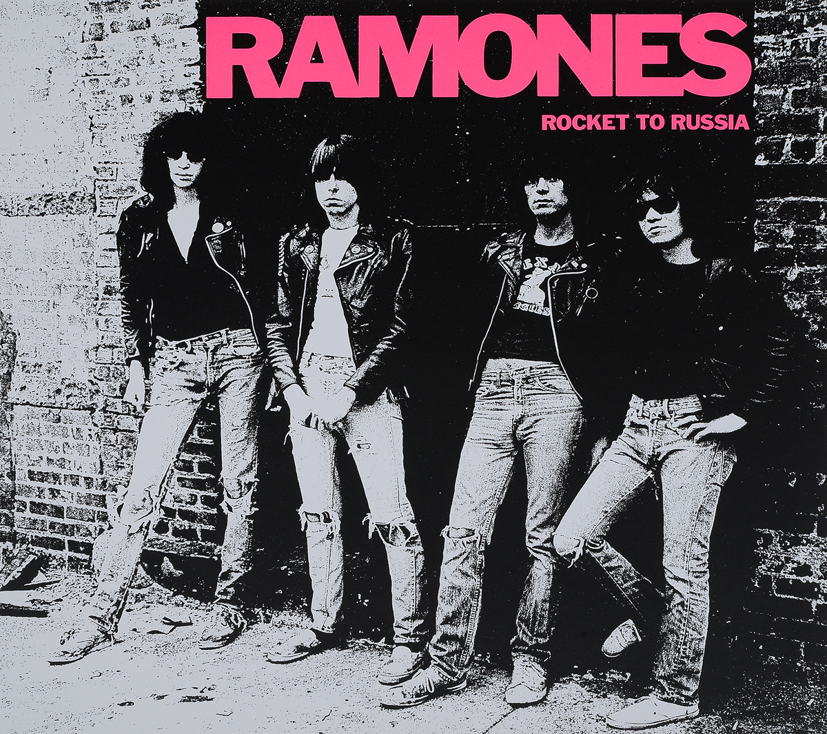 The Ramones Ramones. Rocket To Russia (40th Anniversary Deluxe Edition) (3 CD + LP) in through the out door super deluxe edition box lp cd