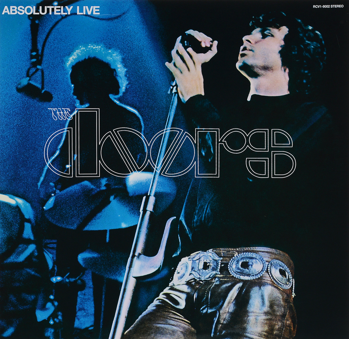 The Doors The Doors. Absolutely Live (2 LP) the doors the doors live in boston 1970 3 cd