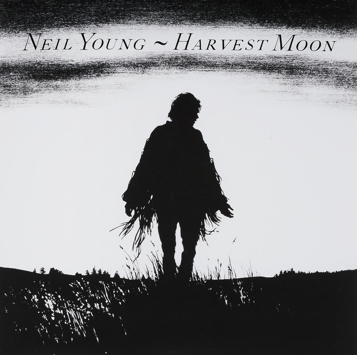 Нил Янг Neil Young. Harvest Moon (2 LP)