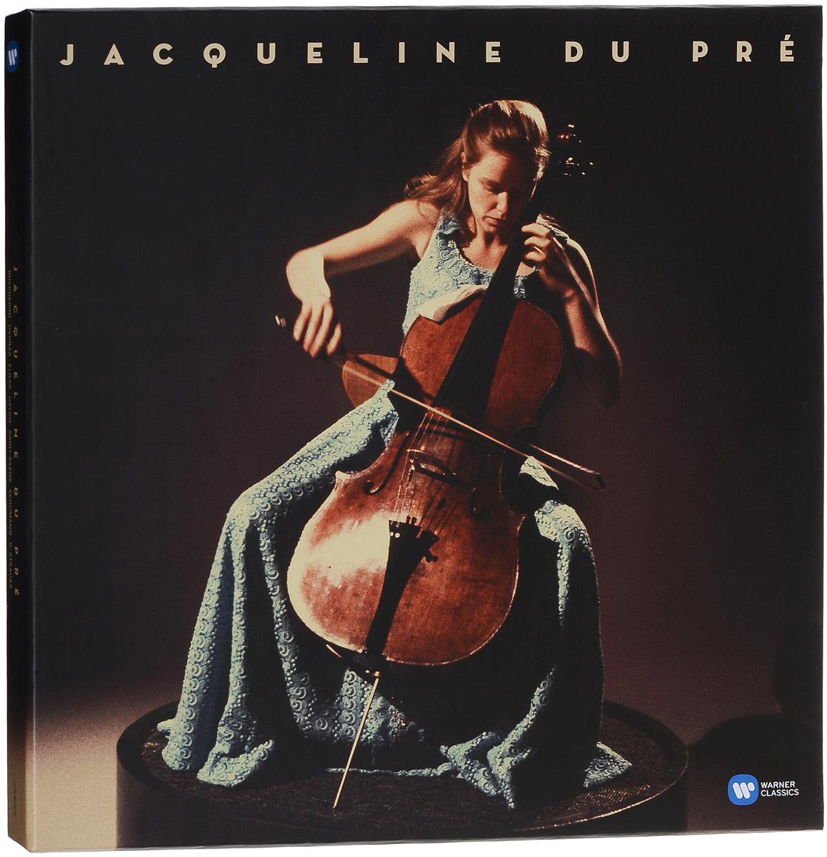 Жаклин Дю Пре Jacqueline du Pre. Five Legendary Recordings (5 LP) жаклин дю пре jacqueline du pre dvorak cello concerto in b minor op 104 lp