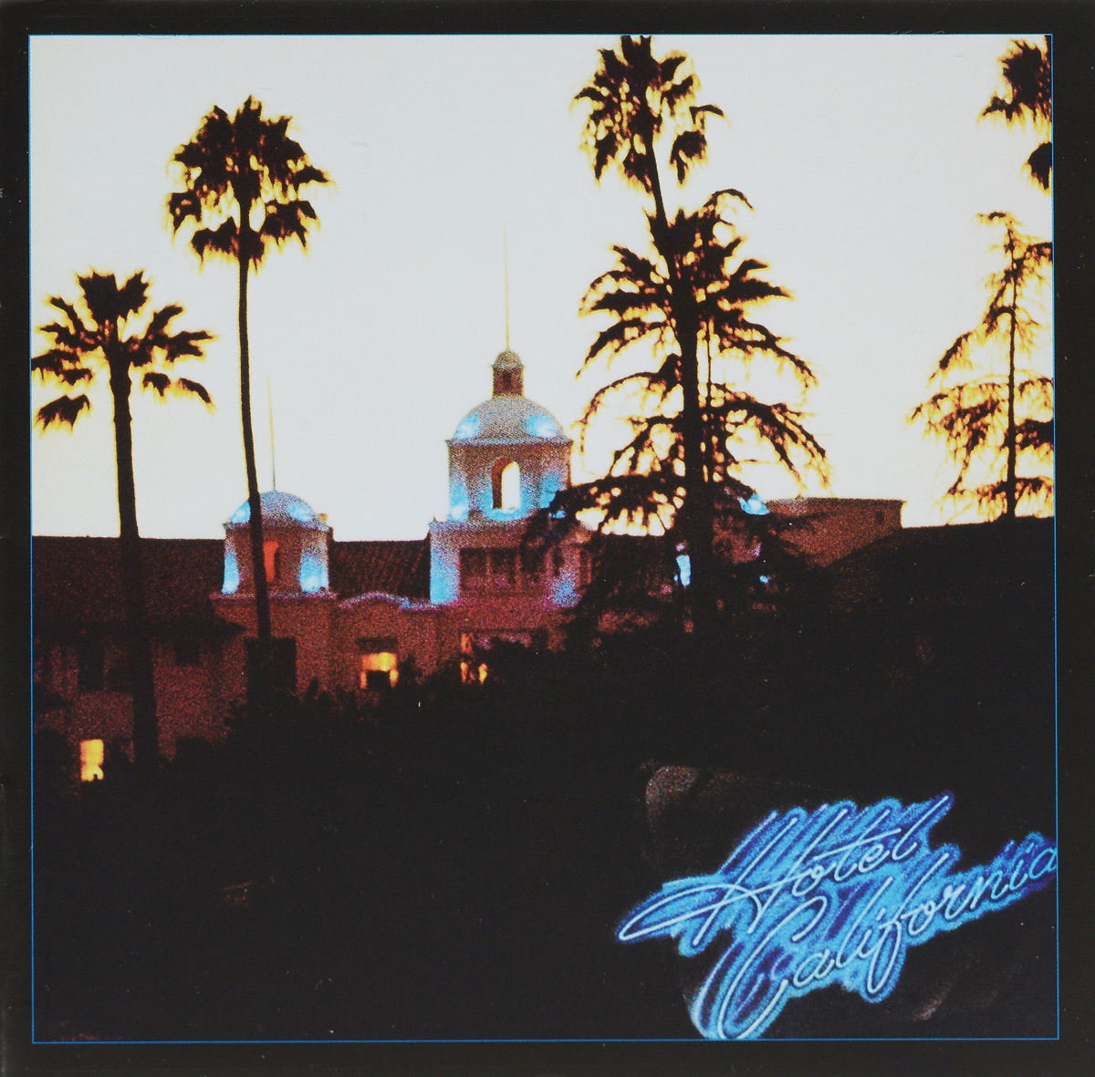 The Eagles Eagles. Hotel California (40th Anniversary) cody benjamin the eagles notebook