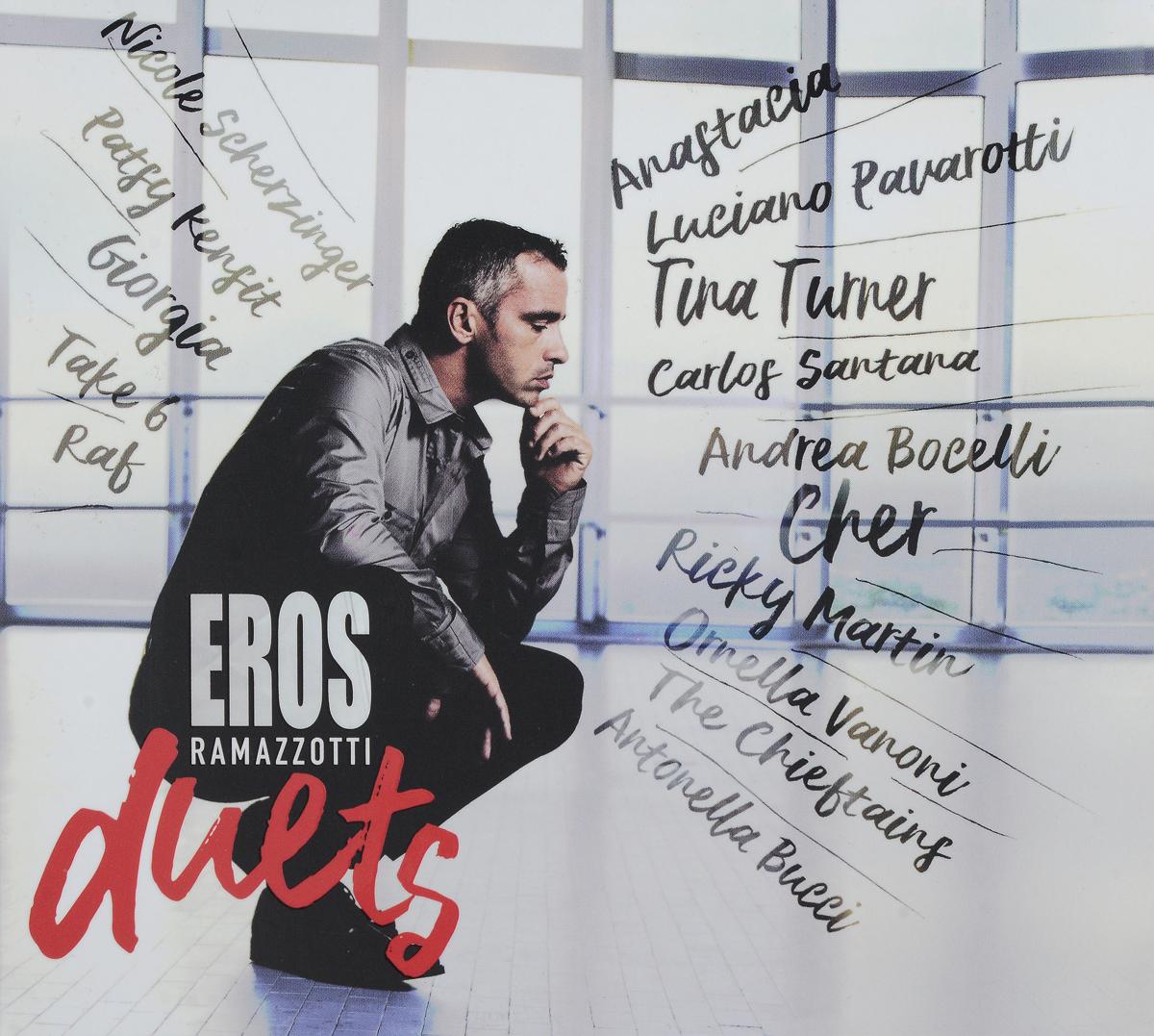 цена на Эрос Рамазотти Eros Ramazzotti. Eros Duets