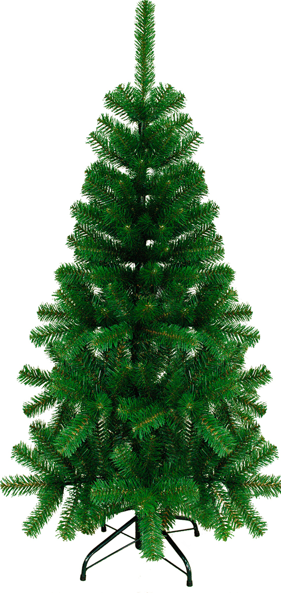 Ель искусственная Crystal Trees Уральская стройная, 120 см ель искусственная зеленая 60см