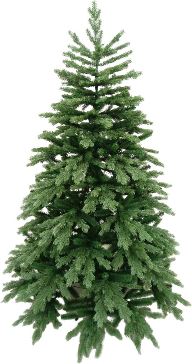 CRYSTAL TREES Искусственная Ель Тоскана 150 см. ель новогодняя crystal trees 1 2 м триумфальная с шишками kp8612