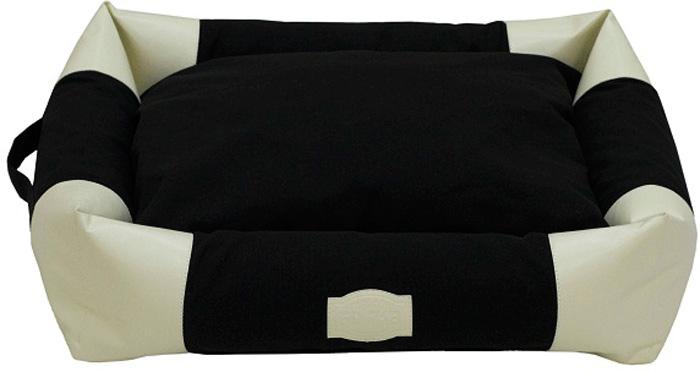 Лежак с бортами