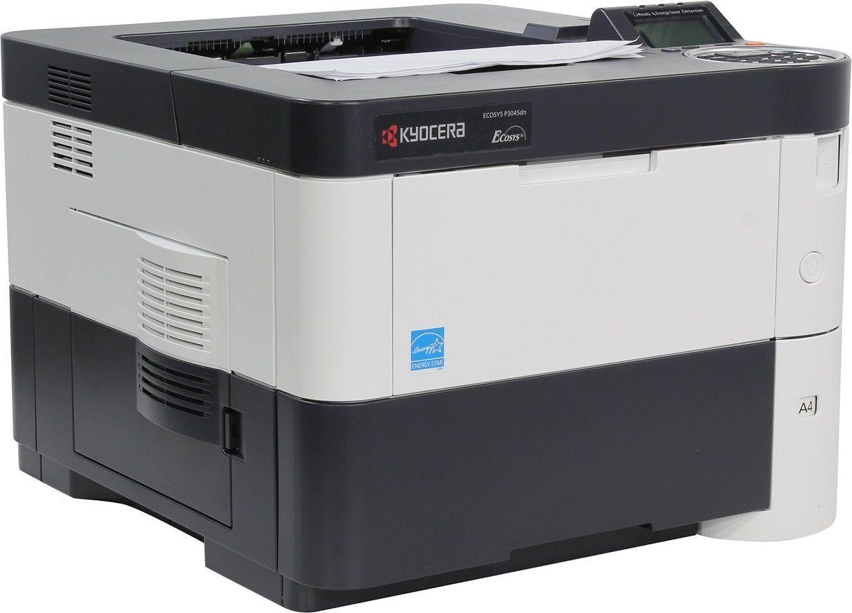 Принтер Kyocera Ecosys P3045dn лазерный
