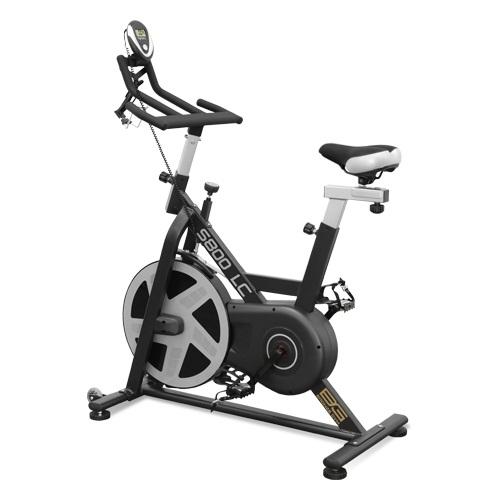 Вертикальный велотренажер Bronze Gym S800 LC голень машина bronze gym d 017