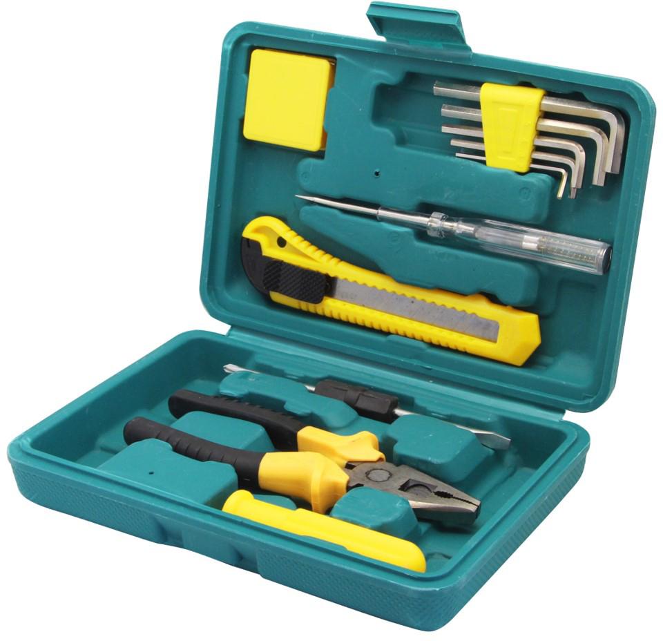 Набор инструментов Kroft mini, 12 предметов отвертка kroft 203018