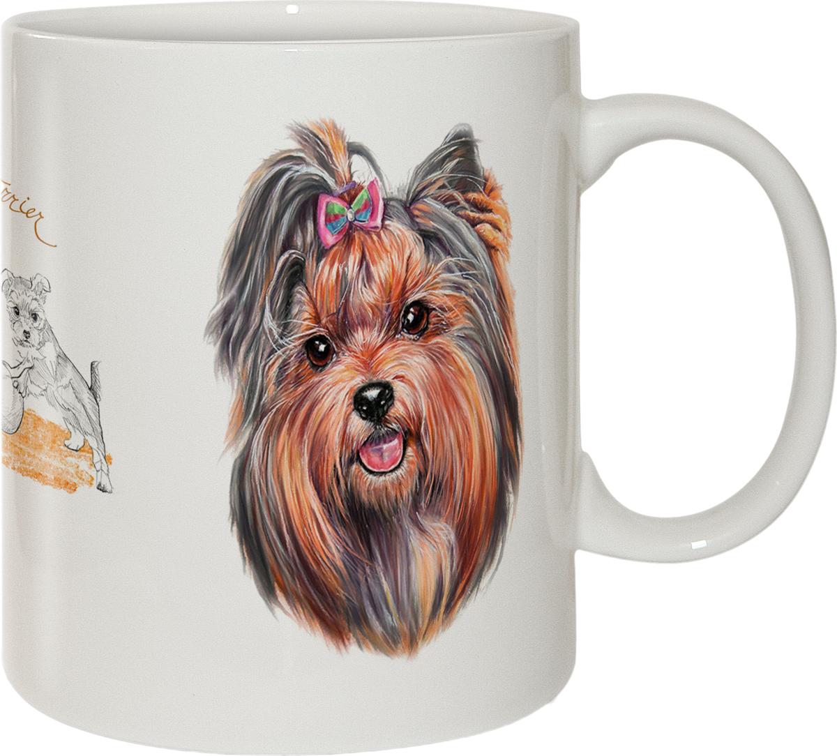 Картинки с собаками в чашке