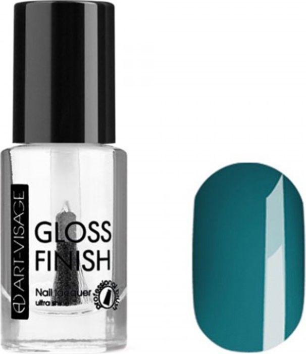 Art-Visage Лак для ногтей Gloss Finish nail lacquer, тон 127, 8,5 мл043031Новейшая гелевая текстура лака обеспечивает плотное нанесение, высокую стойкость, а также длительный мокрый эффект цвета на ваших ногтях! Красивый глянцевый цвет после первого нанесения. Безупречные ногти минимум 4 дня. Без формальдегида и толуола. Как ухаживать за ногтями: советы эксперта. Статья OZON Гид
