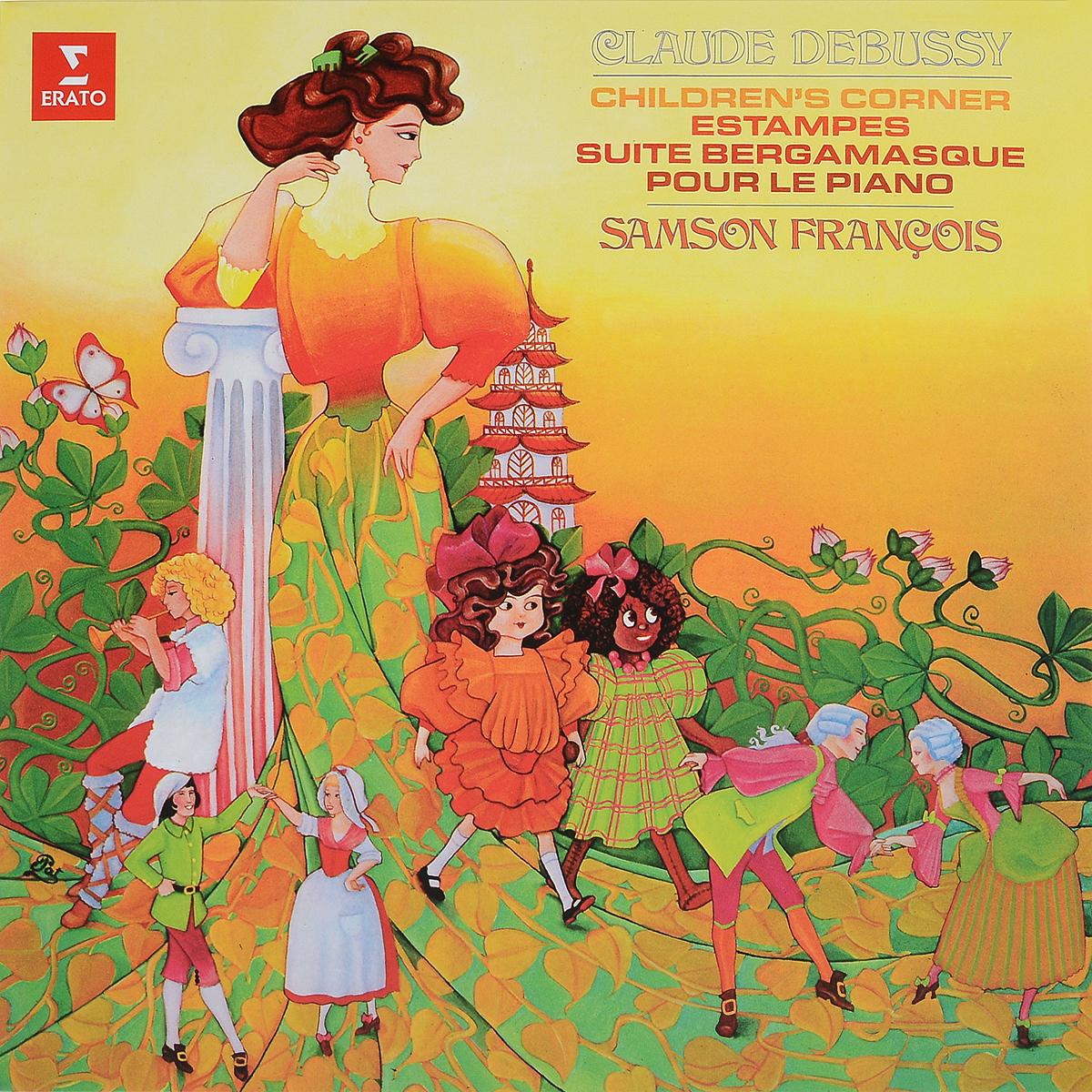 Claude Debussy. Children's Corner (LP) цена и фото