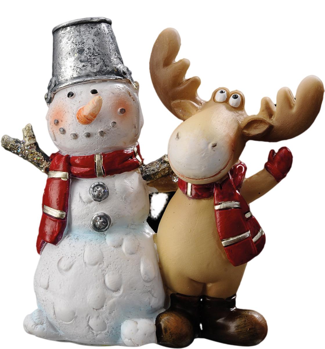 Сувенир новогодний Erich Krause Веселые ребята, 8 см. 38784 сладкий новогодний подарок детский сувенир новогодние сладости 776 г