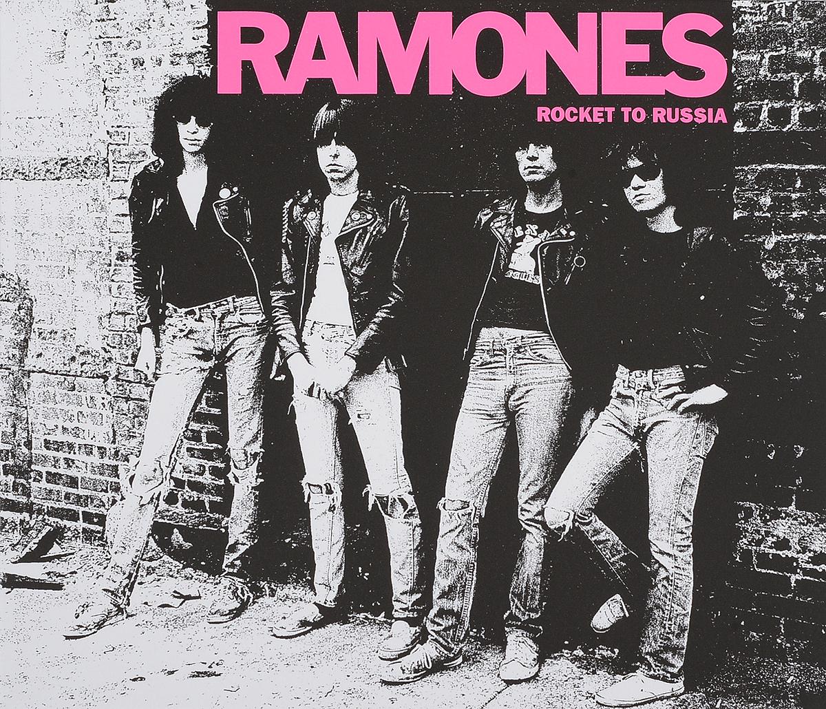 The Ramones Ramones. Rocket To Russia. 40th Anniversary ramones ramones ramones 180 gr