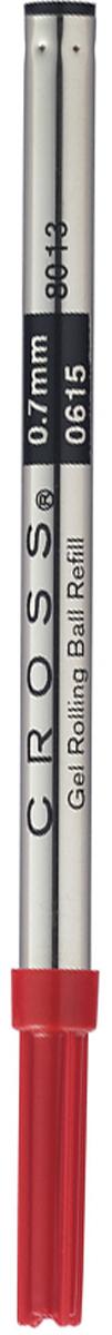 Cross Стержень для ручки-роллера стандартный средний цвет чернил красный parker стержень для ручки роллера цвет черный